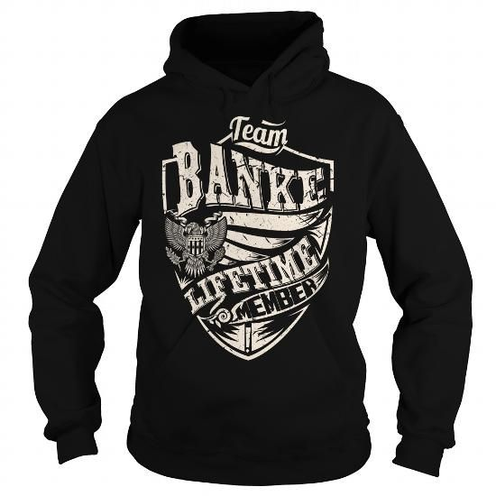 Last Name, Surname Tshirts - Team BANKE Lifetime Member Eagle #name #tshirts #BANKE #gift #ideas #Popular #Everything #Videos #Shop #Animals #pets #Architecture #Art #Cars #motorcycles #Celebrities #DIY #crafts #Design #Education #Entertainment #Food #drink #Gardening #Geek #Hair #beauty #Health #fitness #History #Holidays #events #Home decor #Humor #Illustrations #posters #Kids #parenting #Men #Outdoors #Photography #Products #Quotes #Science #nature #Sports #Tattoos #Technology #Travel…