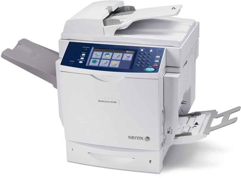 Xerox Workcentre 6400x Multifunction Color Laser Copier Printer