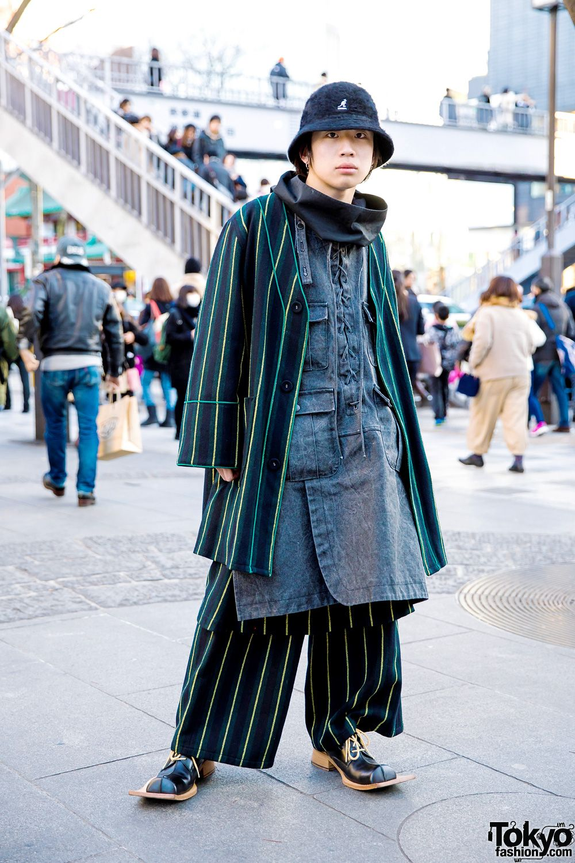 Japanese Streetwear Style w  Kidill Coat 5bf033bd2531e