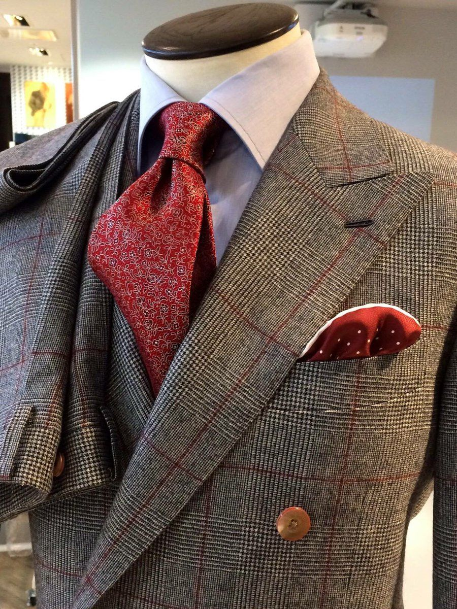 Flannel formal dress  The time has arrived to wear flannel luxury cloth from the
