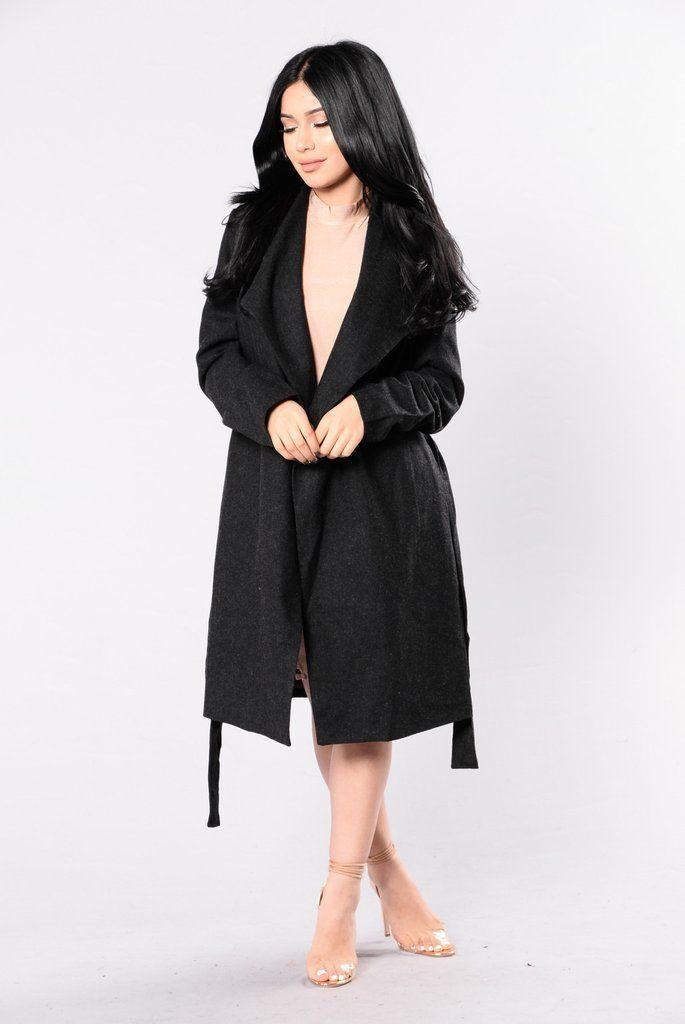 Pin On Cute Outfits, Fashion Nova Pea Coat