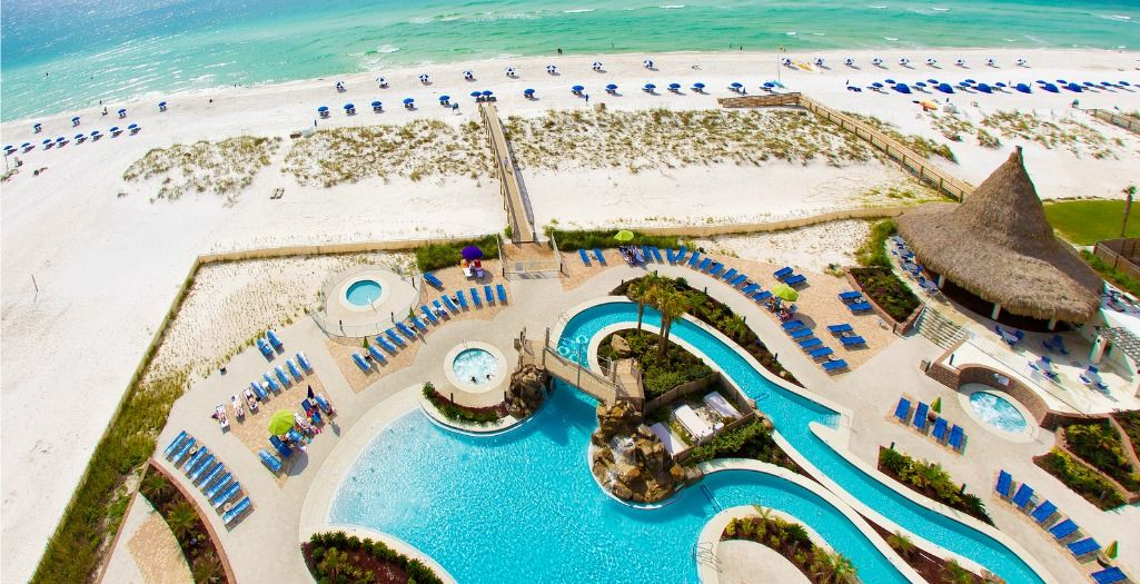 Best Family Beach Front Hotel In Pensacola Fl