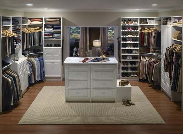 this will be our closet.  no, no, for real!