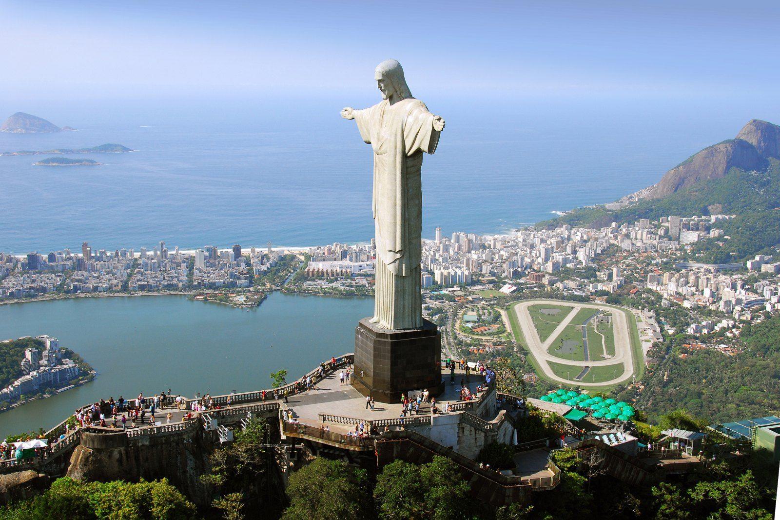 Cristo Redentor No Rio De Janeiro Hd Fotoswiki Org Lugares Incriveis Para Visitar Cristo Redentor Brasil Turismo