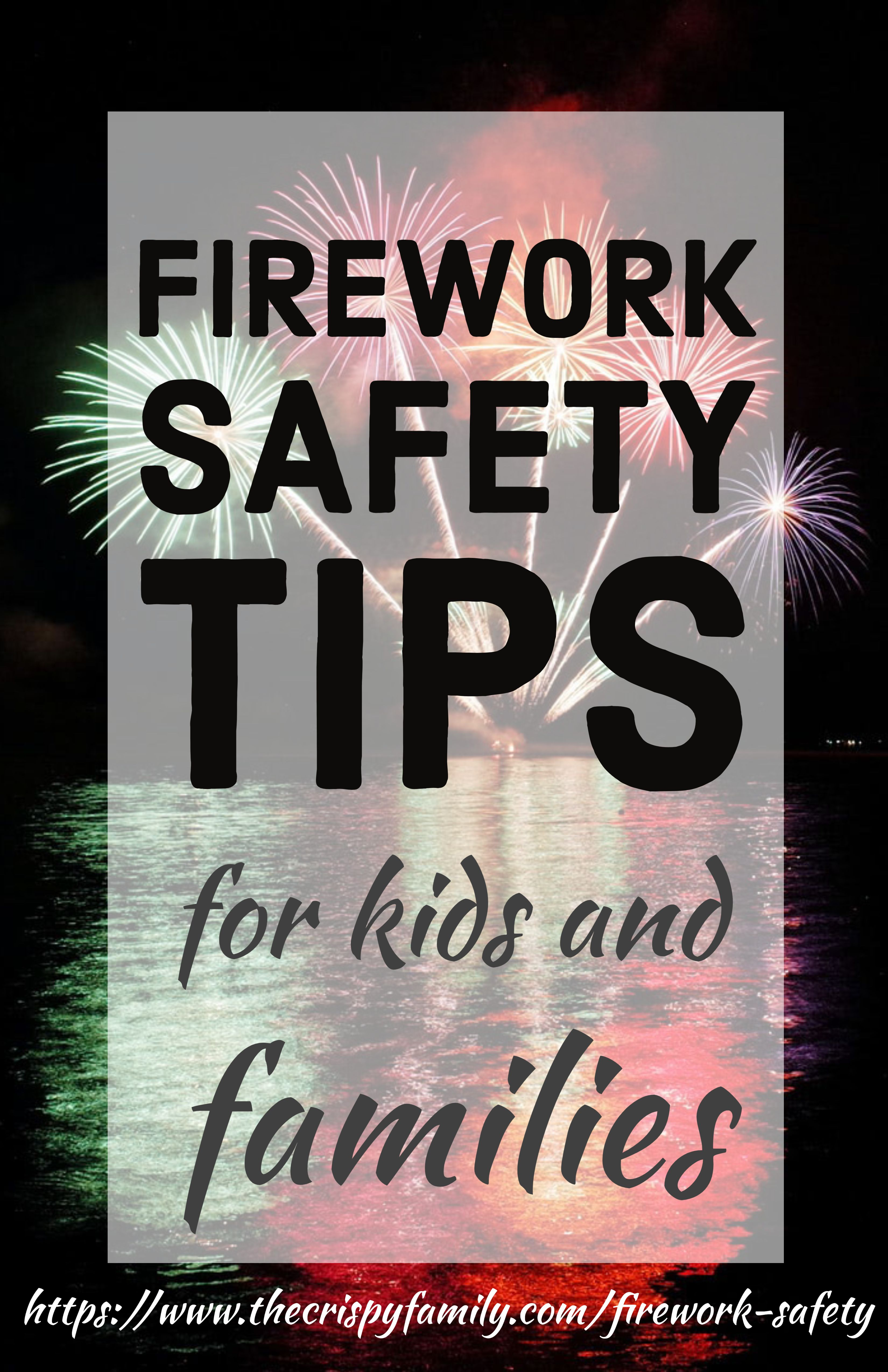 Firework Safety For This Holiday Season In
