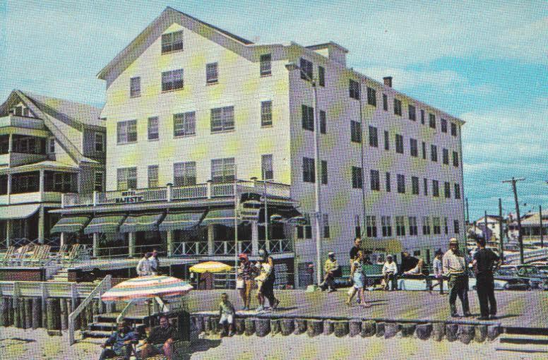 Majestic Hotel Ocean City Maryland Ocean City Boardwalk Ocean City Md