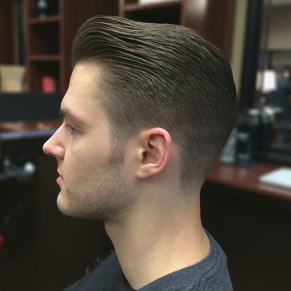 Modern pompadour beard - Long Pompadour Haircut 20 Modern Pompadour Haircut And Hairstyles 2015 Blz