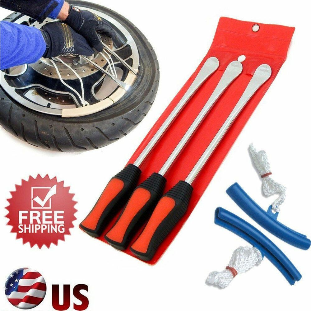 Ebay Advertisement Spoon Motorcycle Tire Iron Irons Changing Rim