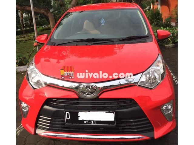 Foto Mobil Bekas Toyota Calya Tahun 2016 Mobil Bekas Toyota Mobil