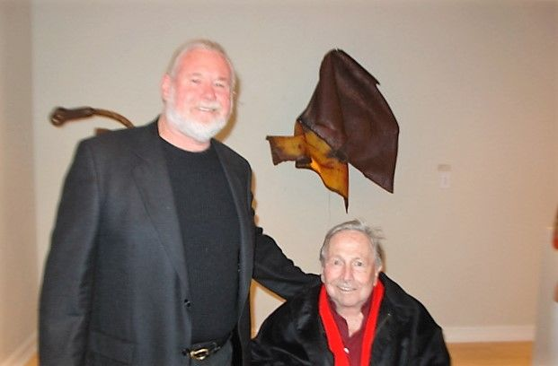 me and bob   (ron rosendahl)