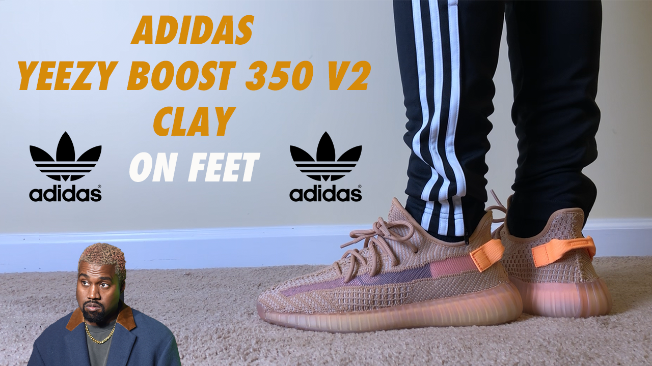 clay 350 on feet