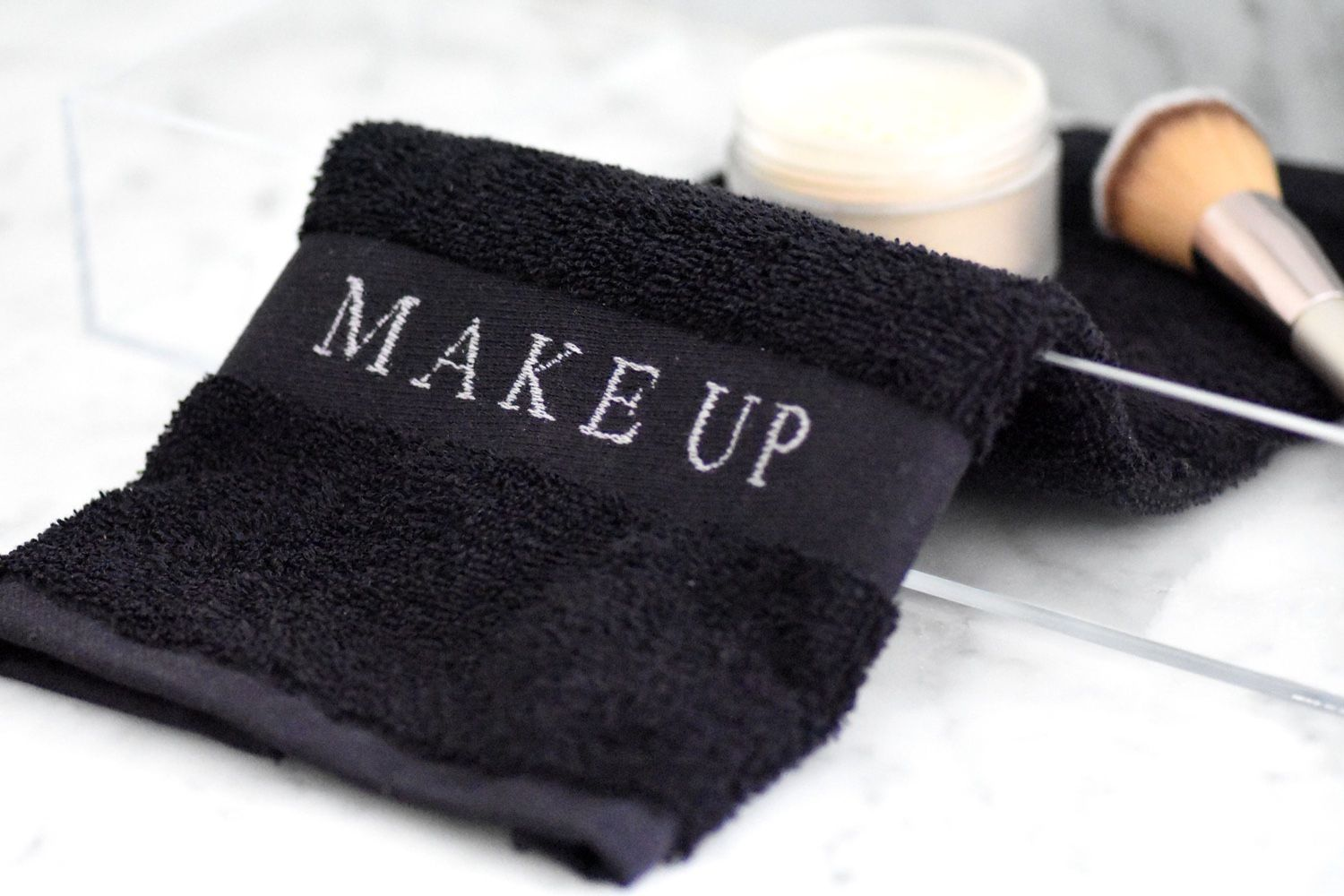 The Little Black Towel is a luxurious, high quality make