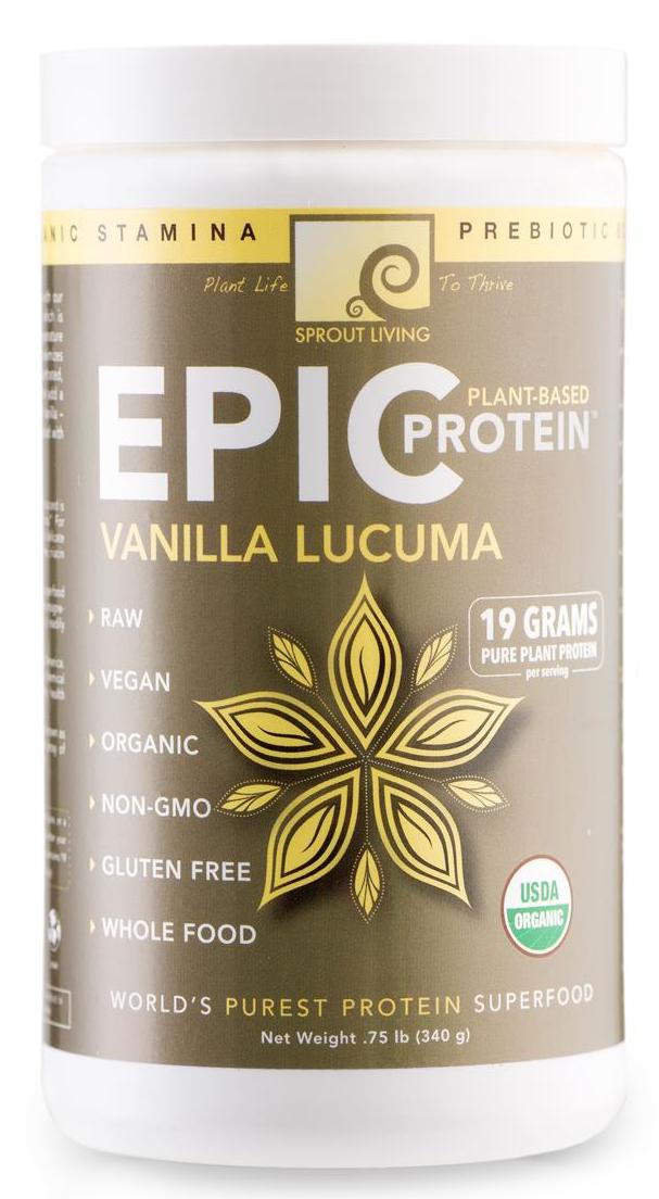 Epic Protein : Vanilla Lucuma