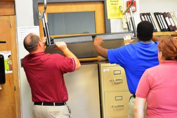 Beginning Next Week Student Training Begins In Safety