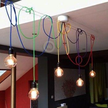 creative cables fr house pinterest luminaire lampes. Black Bedroom Furniture Sets. Home Design Ideas