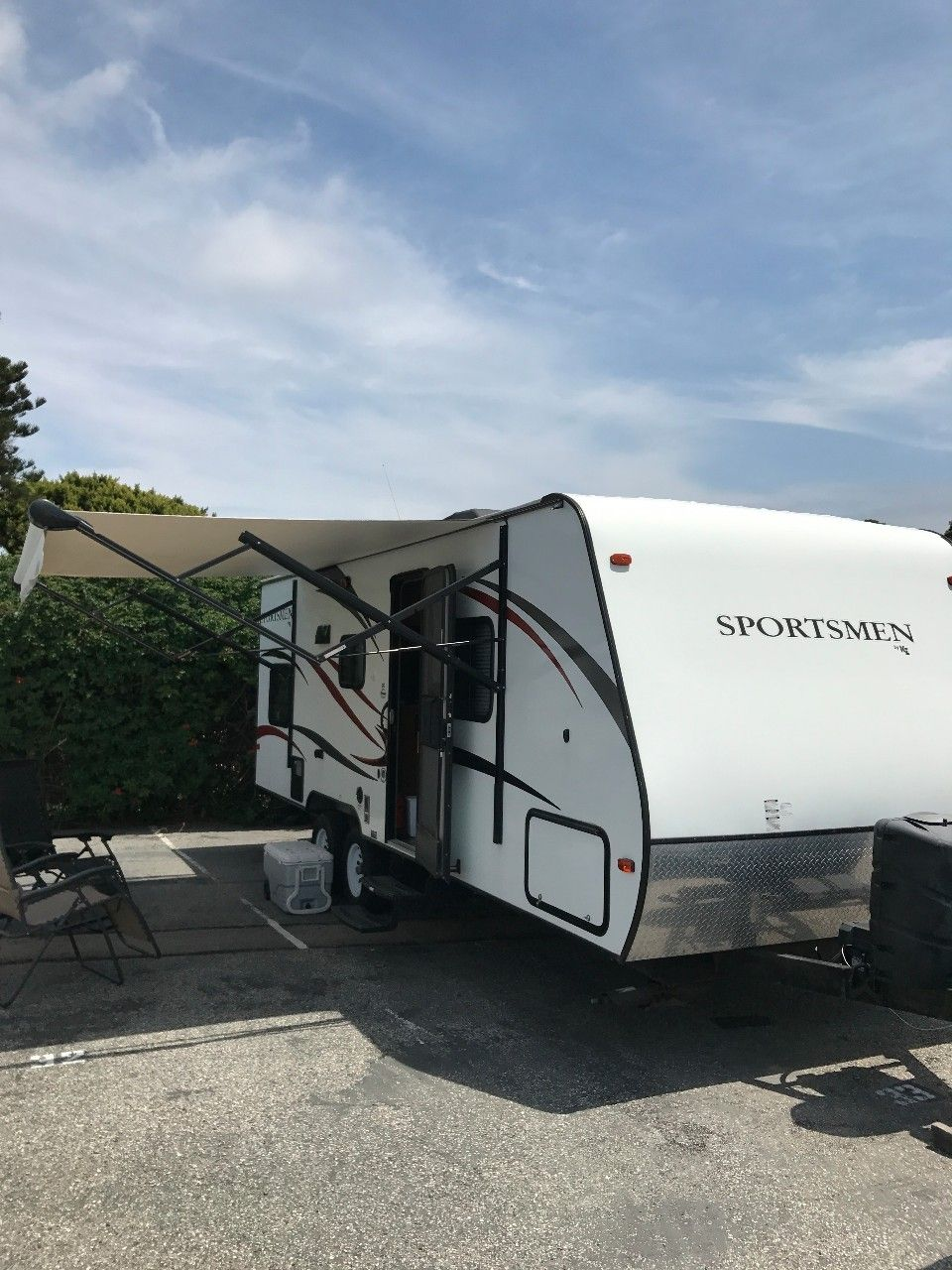 Check Out This 2015 K Z Sportsmen Show Stopper S242sbhss Listing