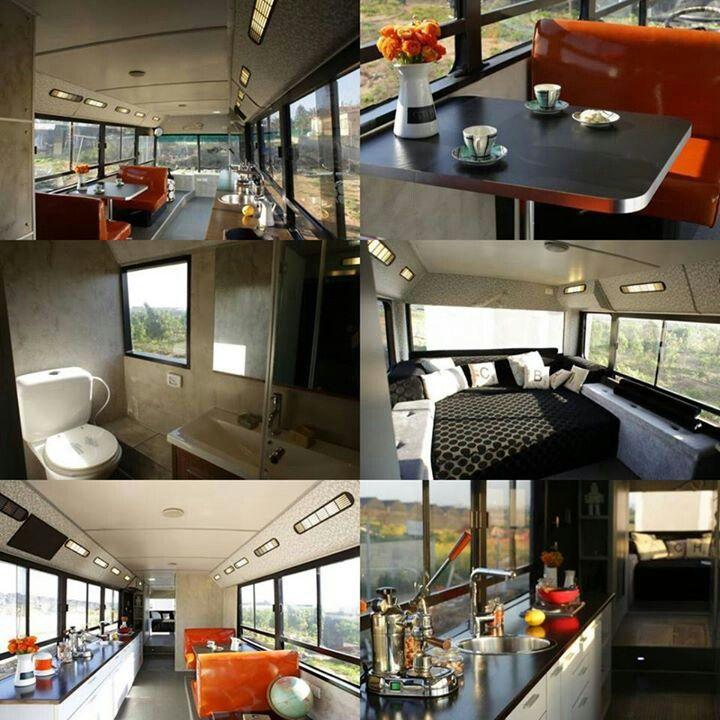 City Bus Conversion