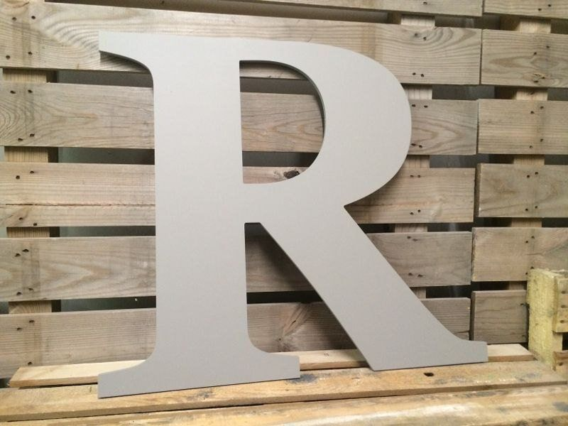 Letter R Extra Large Wooden 24 Distressed Hand Painted Custom Capital Alphabet Use As Guest Book For Wedding Reception Or Wedding Photo Large Wooden Letters Guest Book Wooden Letter Big Wooden