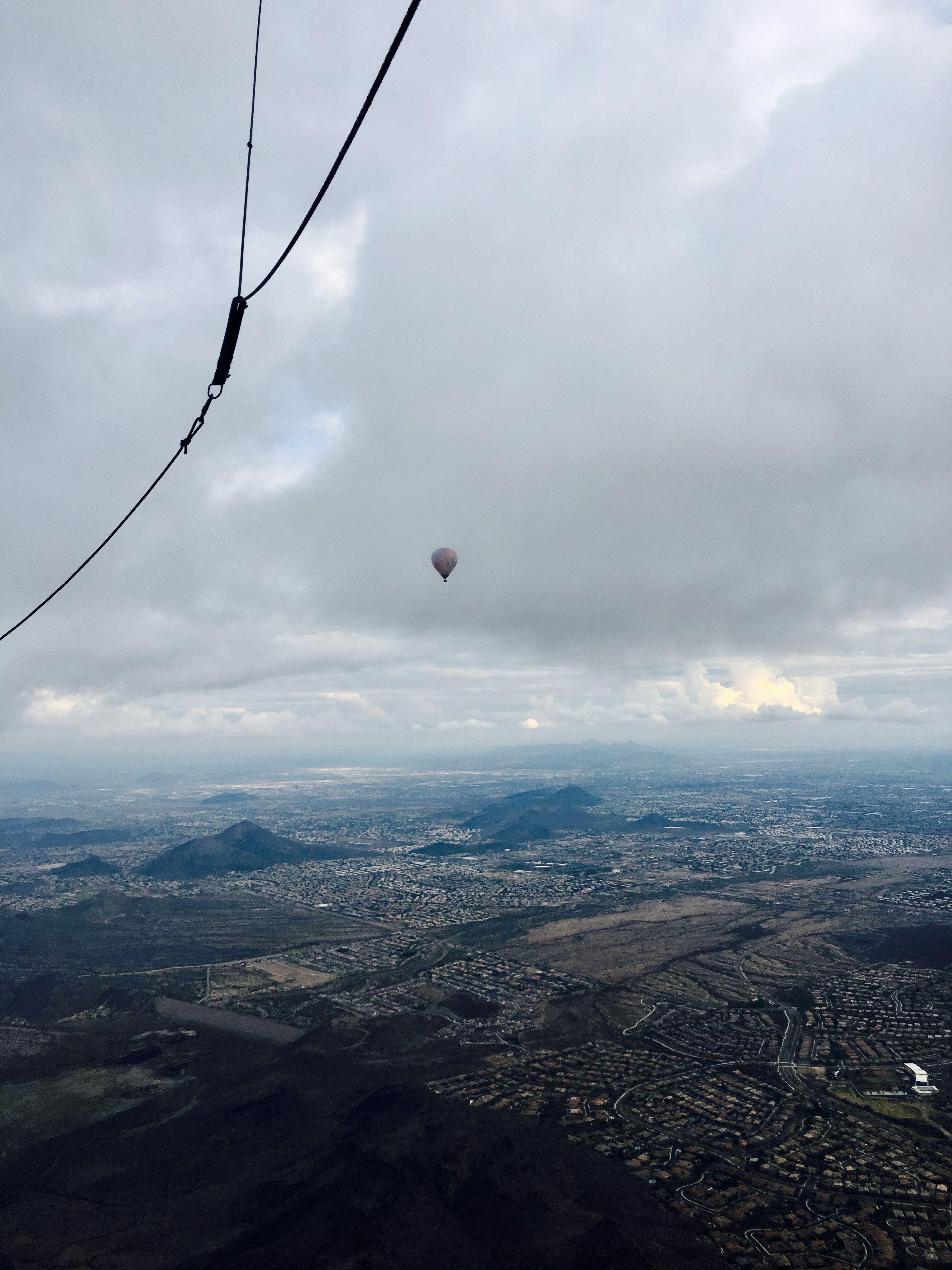 Hot Air Balloon Ride Over Phoenix! A Must In AZ Air