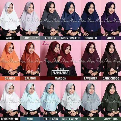 Wa 081 542 846 069 Bergo Terlaris Paling Dicari Dari Miulan Bahan Jersey Yang Pastinya Nyaman Dipakai Ada Tali Serut Belakang Pili Jilbab Hijab Scarf Hijab