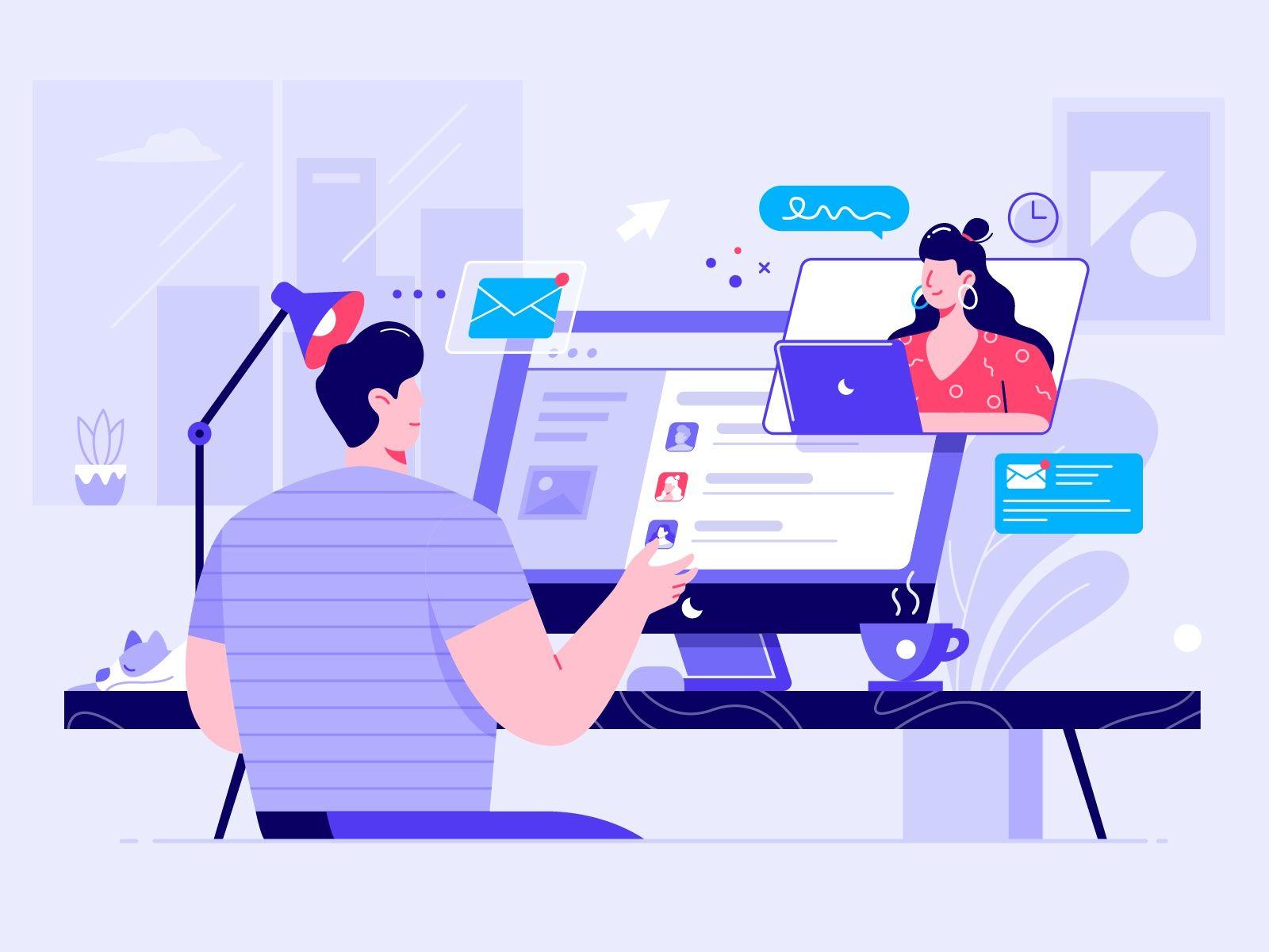 Remote Work in 2020 Remote work, Remote, Creative