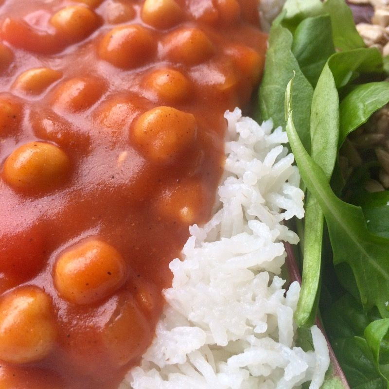 Chick peas are a very nutritious and cheap food – having dried ones in the cupboard ensures a cheap meal anytime (after soaking overnight). Check out cheap bulk deals such as available fromGoodness Direct Ingredients: 1 – 2 Tablespoons of light vegetable oil 1 onion, chopped 3 cloves of garlic, finely chopped or crushed 1 …