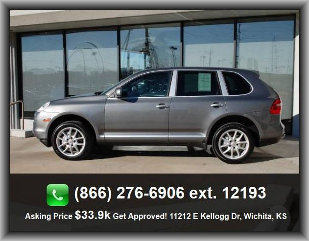 2008 Porsche Cayenne S Suv Privacy Glass Power Locks 3 Point