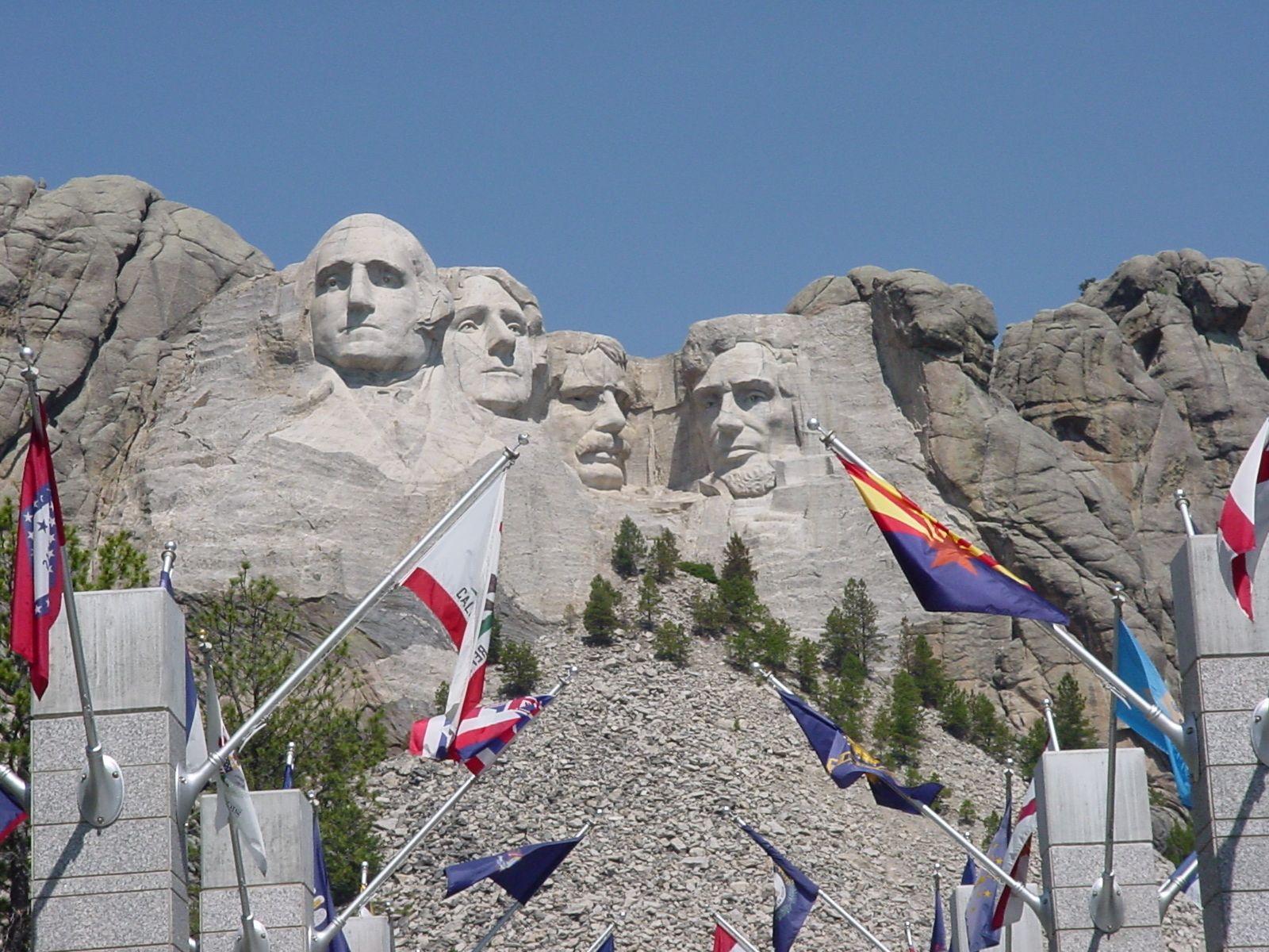 Mount Rushmore, South Dakota 2002
