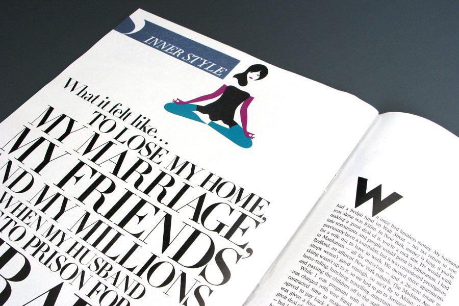 The Sunday Times - Malika Favre