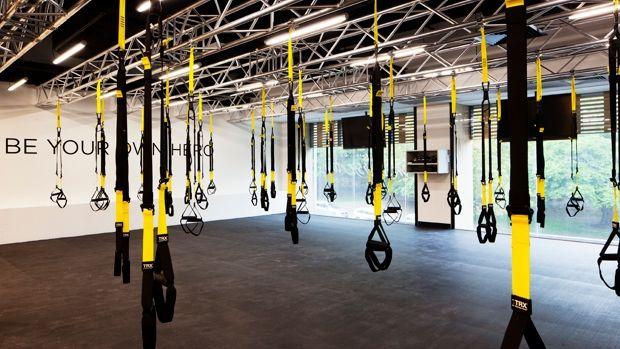 fitness studio design - Google Search