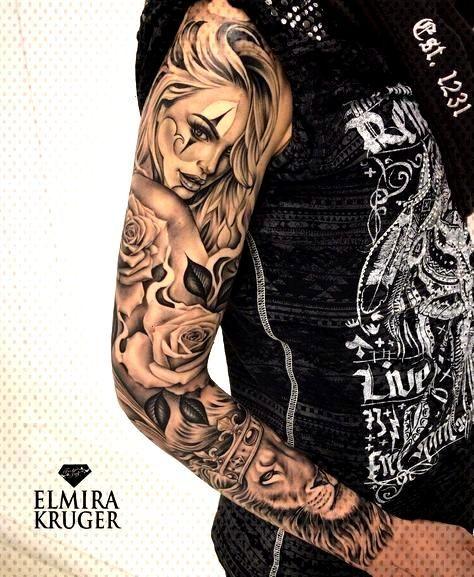 Tattoos closed arm + 160 models - tattoo ideas - pictures clubs - Tattoos closed arm + 160 models