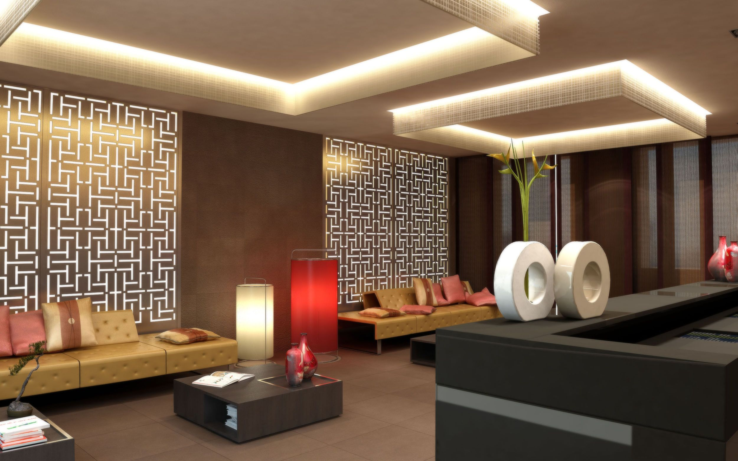 Chinese interior design images chinese interior design for Zen office design ideas
