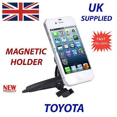 For #toyota series #magnetic holder for #iphone 3gs 4 4s 5 5s or smart phone s5,  View more on the LINK: http://www.zeppy.io/product/gb/2/141218116974/