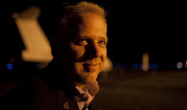 Glenn Beck, author of: The Original Argument; Cowards; and Being George Washington.