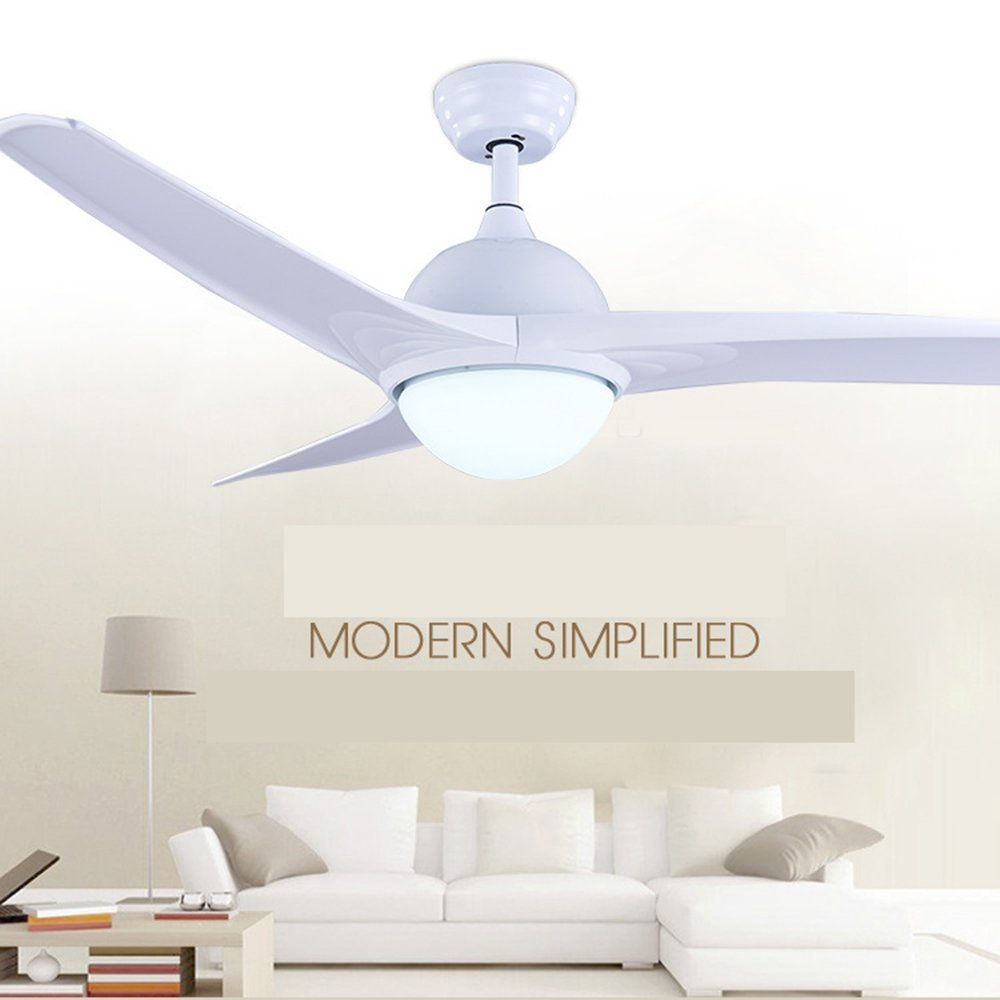 aorakilights american style ceiling fan light led creative dining rh pinterest com