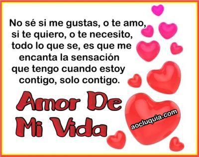 Mensajes De Amor Para Mi Novia Cortos Y Bonitos Para Dedicar Mensajes De Amor Amor Frases De Te Amo