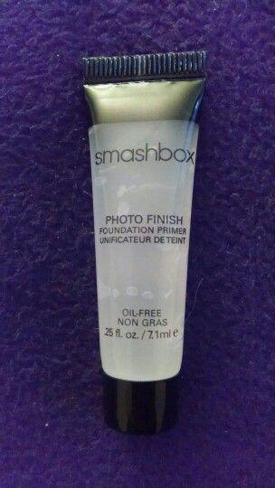 Smashbox Photo Finish Primer Sample