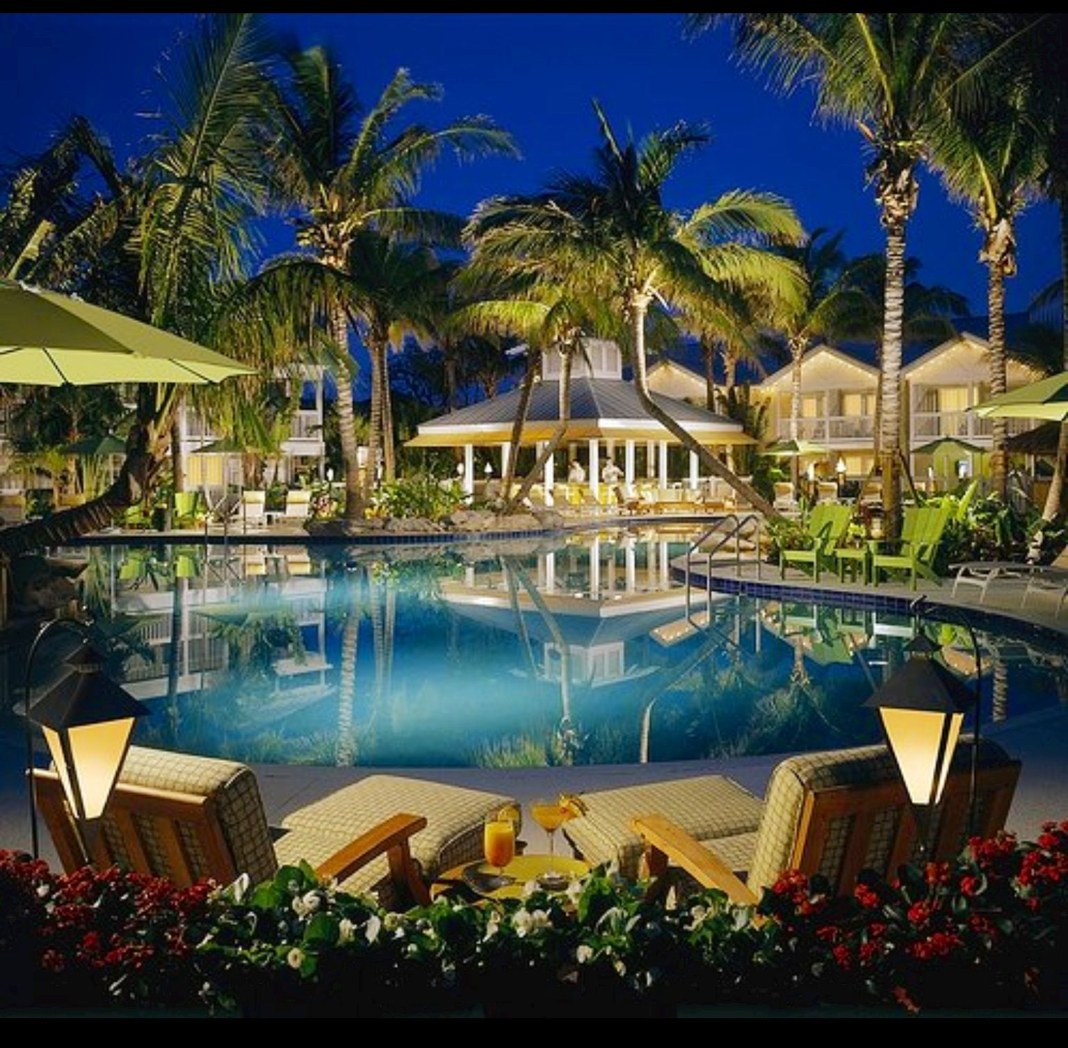 The Inn At Key West Best Pool In Keys