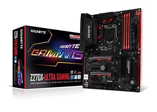 Gigabyte Gaz270xultra Gaming Lga1151 Intel 2way Sli Atx Ddr4 Motherboard See This Great Product Affiliate Link Affiliate L Motherboard Gigabyte Graphic Card
