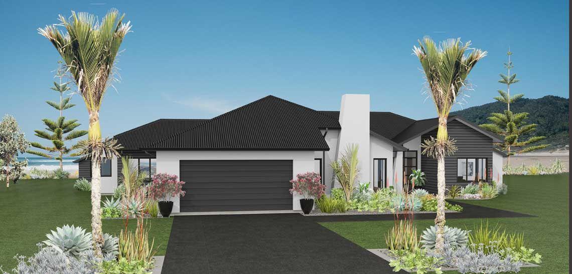 house waihi 5 bedroom house design landmark homes builders nz - House Plans Landmark Homes New Zealand