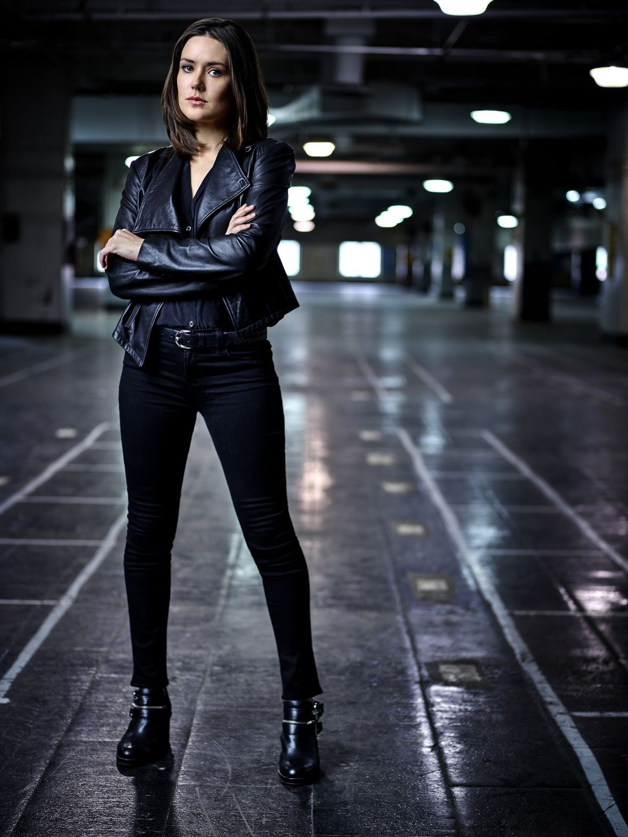 Megan Boone – \'The Blacklist\' Season 3 Promoshot | Megan Boone in ...