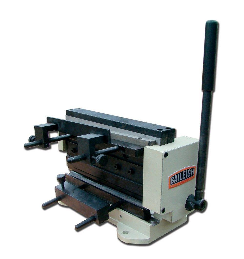 Manually Operated Mini Shear Brake Combination Machine Sb 8 Baileigh Industrial Con Imagenes Thing 1 Herramientas