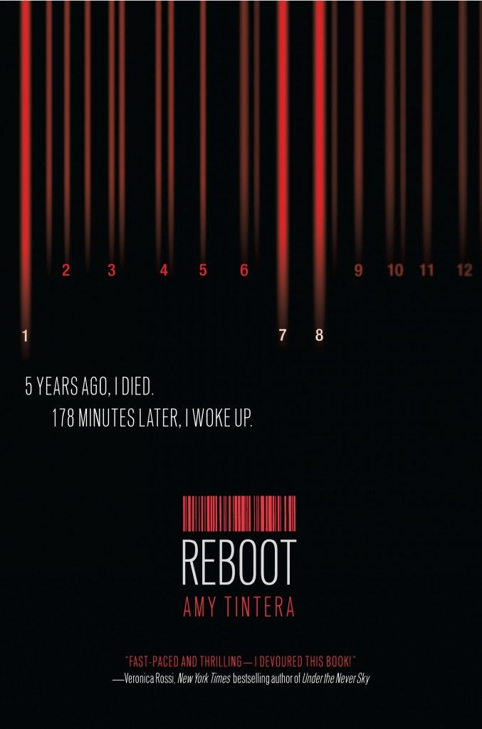 Reboot. Seventeen-year-old Wren rises from the dead as a Reboot and is trained as an elite crime-fighting soldier until she is given an order she refuses to follow.