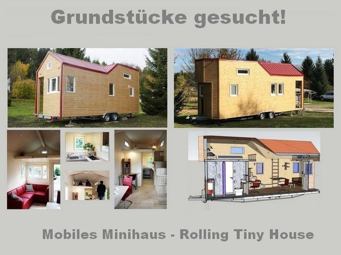 Tiny House Deutschland für die aufstellung mobilen minihäusern tiny house on wheels