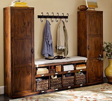 Olivia 3 Piece Locker Tower Amp Bench Set Entryway