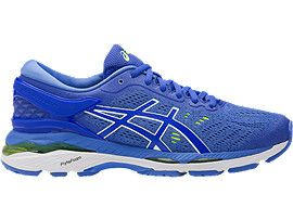 gelkayano 24  blue shoes asics running shoes running