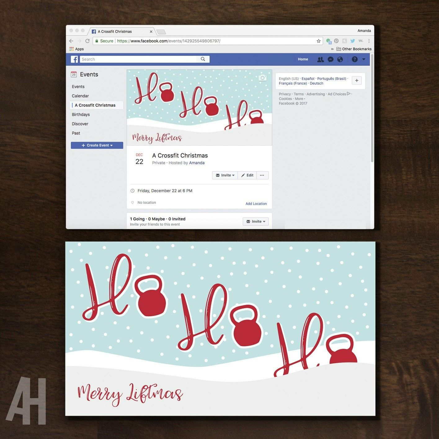Now offering Facebook Event cover images available for digital ...