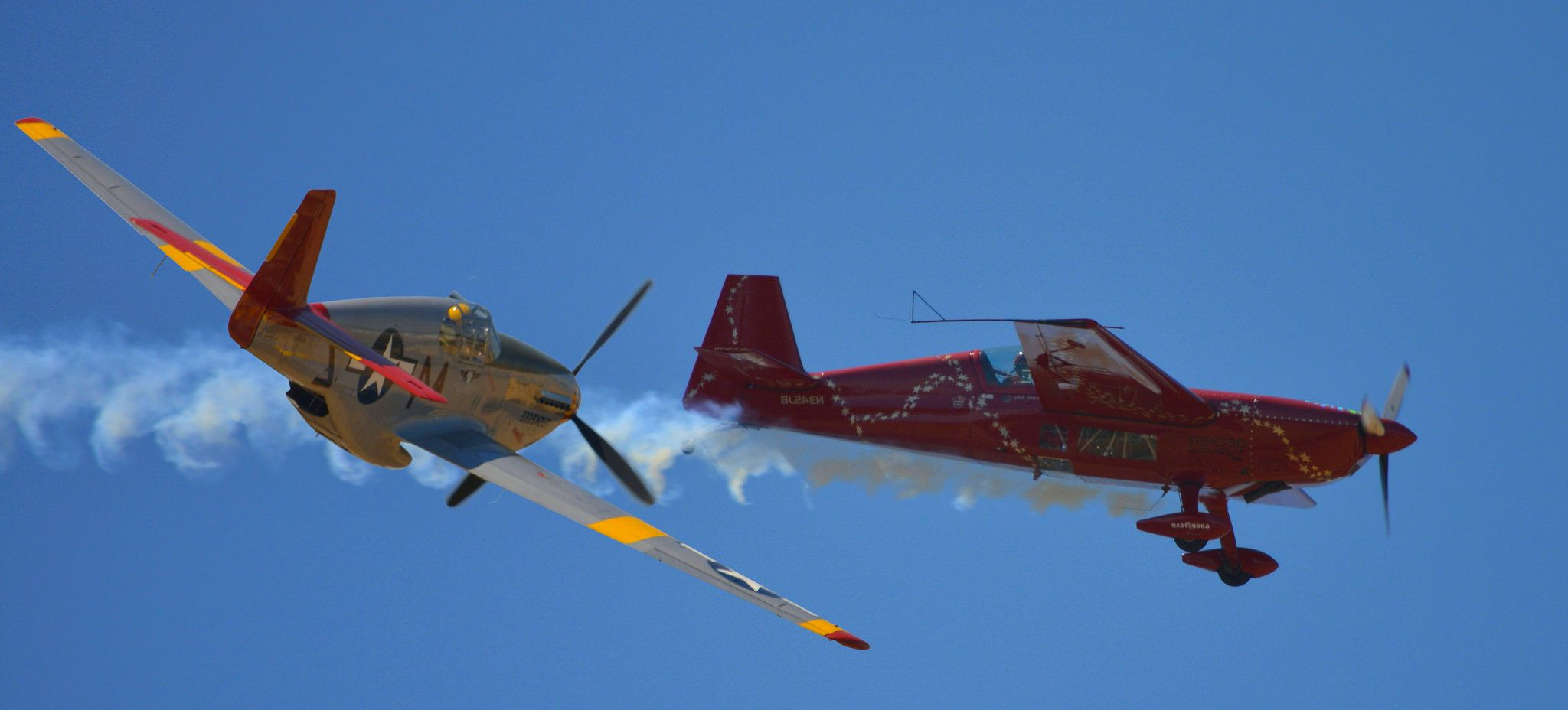 Airshow Stunts | Planes | Air show, Propeller plane, Fighter