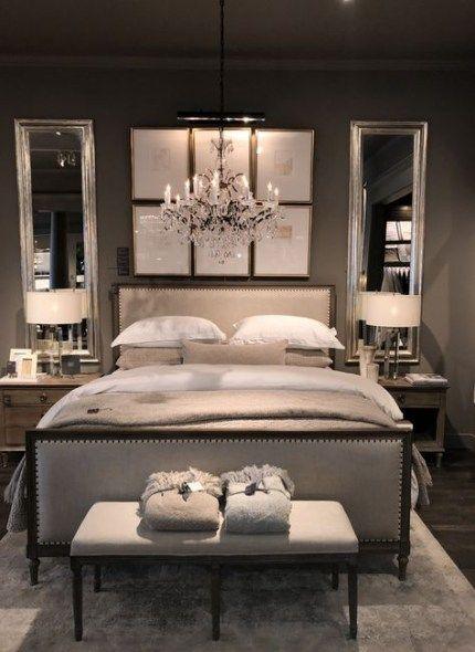 Pin By Dove Salerno On Bedroom Redo Ideas In 2020 Restoration Hardware Bedroom Luxury Bedroom Design Master Bedrooms Decor