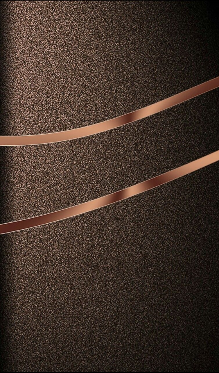 Brown Textured Wallpaper Chrome Textured Steel Suede And
